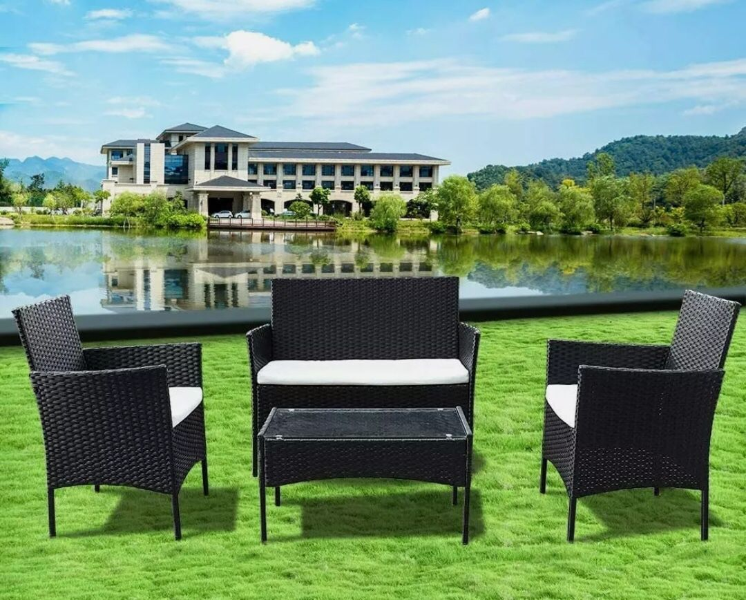 brand new patio set in box / outdoor furniture Finance Available text 44439 to 48078