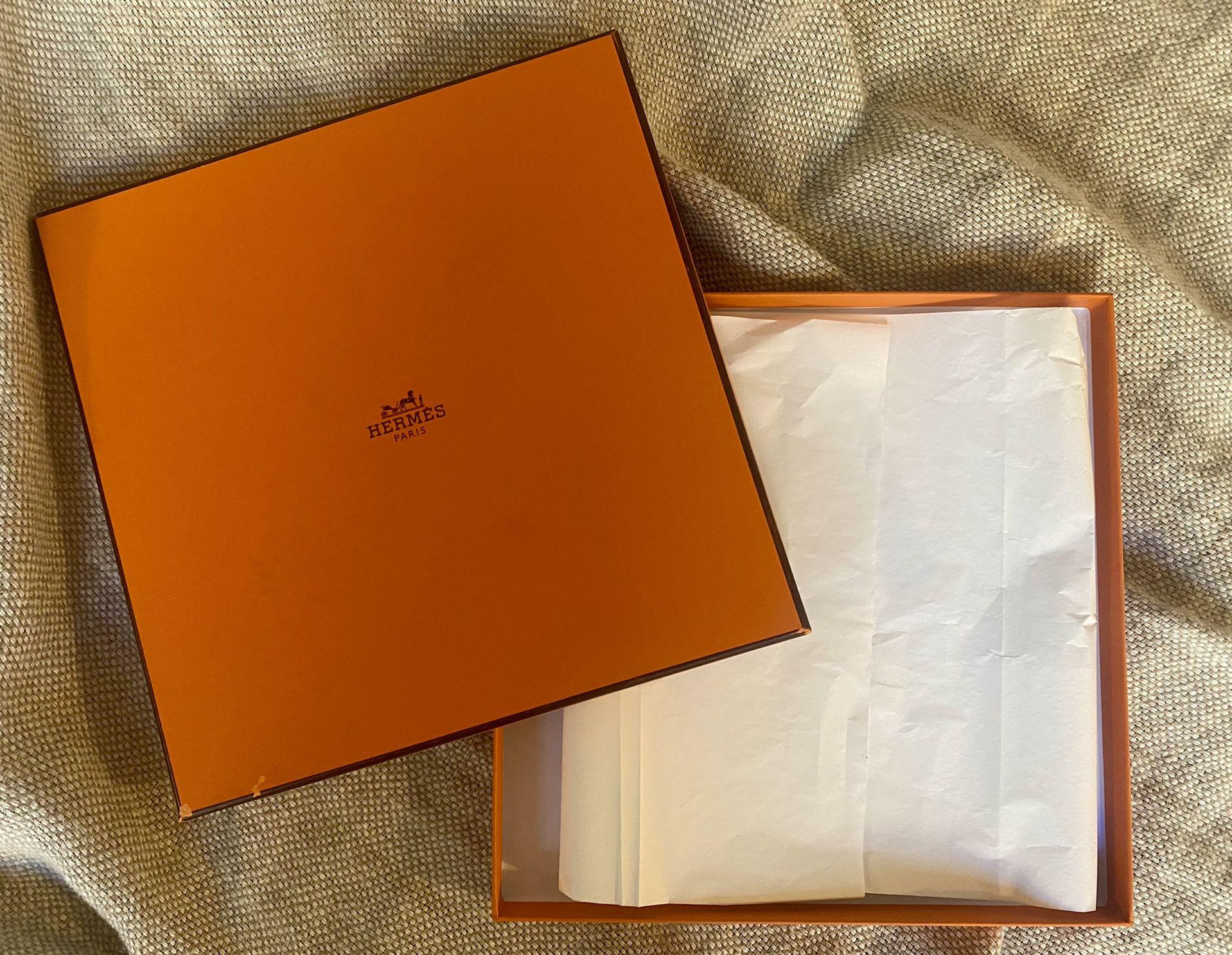 Hermès Le Tour Du Monde Silk Scarf / Artwork