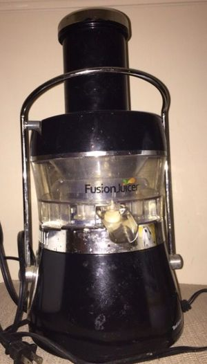 Fusion juicer for Sale in Randleman, NC