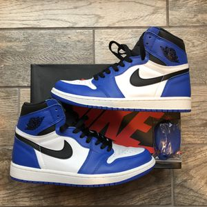 """Air Jordan 1 """"High Game Royals"""". Size 8 for Sale in Annandale, VA"""
