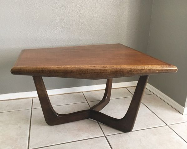 5aa07014a224 Mid-Century Modern Adrian Pearsall walnut side   accent   end table ...