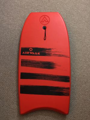 "Airwalk Swell 41"" Red Bodyboard for Sale in Chicago, IL"