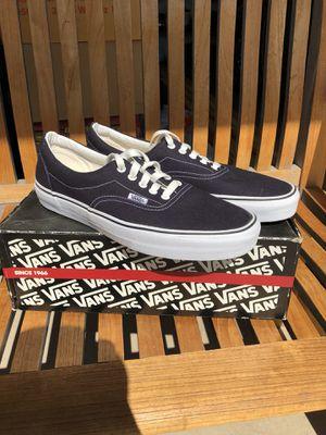 38de653471 Mens dark navy blue vans shoes 11.5 for Sale in Temecula
