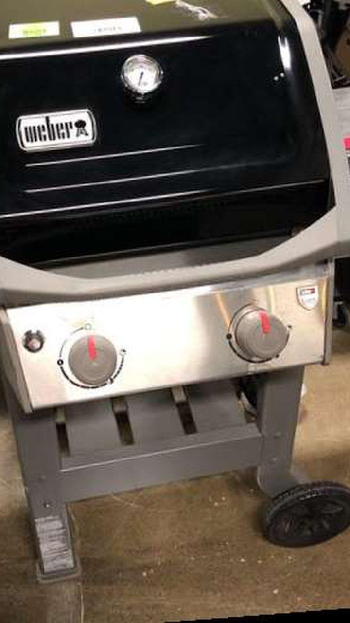 Weber gas Grill 44010001 Spirit ll E DBW2