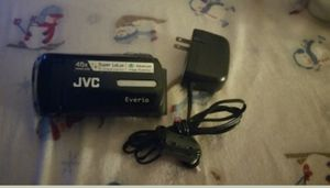 Like new video camera jvc. for Sale in Chelsea, MA