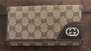 2cddec997b0e Gucci Vintage Women's Wallet Tan & Gold for Sale in Tulsa, ...