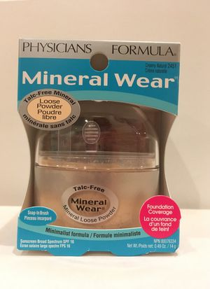 Physicians Formula Mineral Wear loose powder for Sale in Alexandria, VA