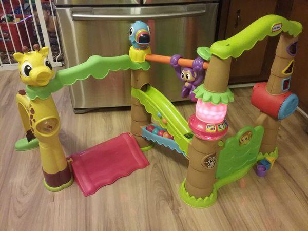 Little tikes jungle activity center (Baby & Kids) in Newport News ...