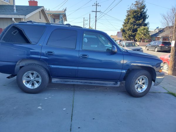 2003 Chevy Tahoe For Sale In Hilltop Mall  Ca
