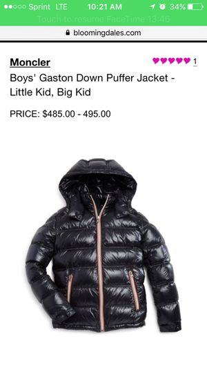 b033adea84a New and Used Moncler for Sale in Bartlett