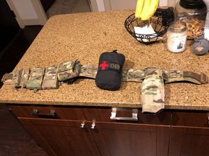 HSGI Battle Belt Multicam for Sale in Arlington, VA