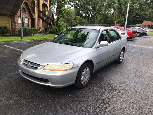 2000 Honda Accord Lx Low Miles