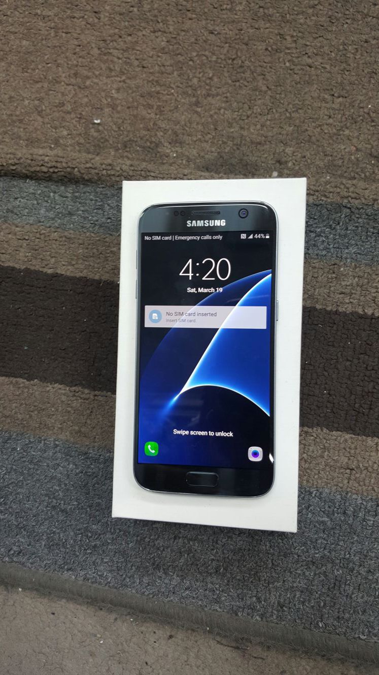 Samsung Galaxy S7 32gb t-mobile and metropcs