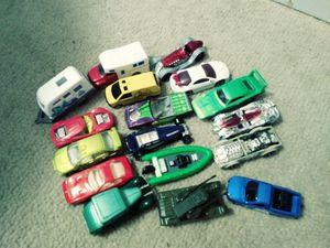 Race track hotwheel bundle for sale  Quapaw, OK