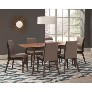 🍪Brand New Redbridge 7pc Dinning Room Set! for Sale in Atlanta, GA