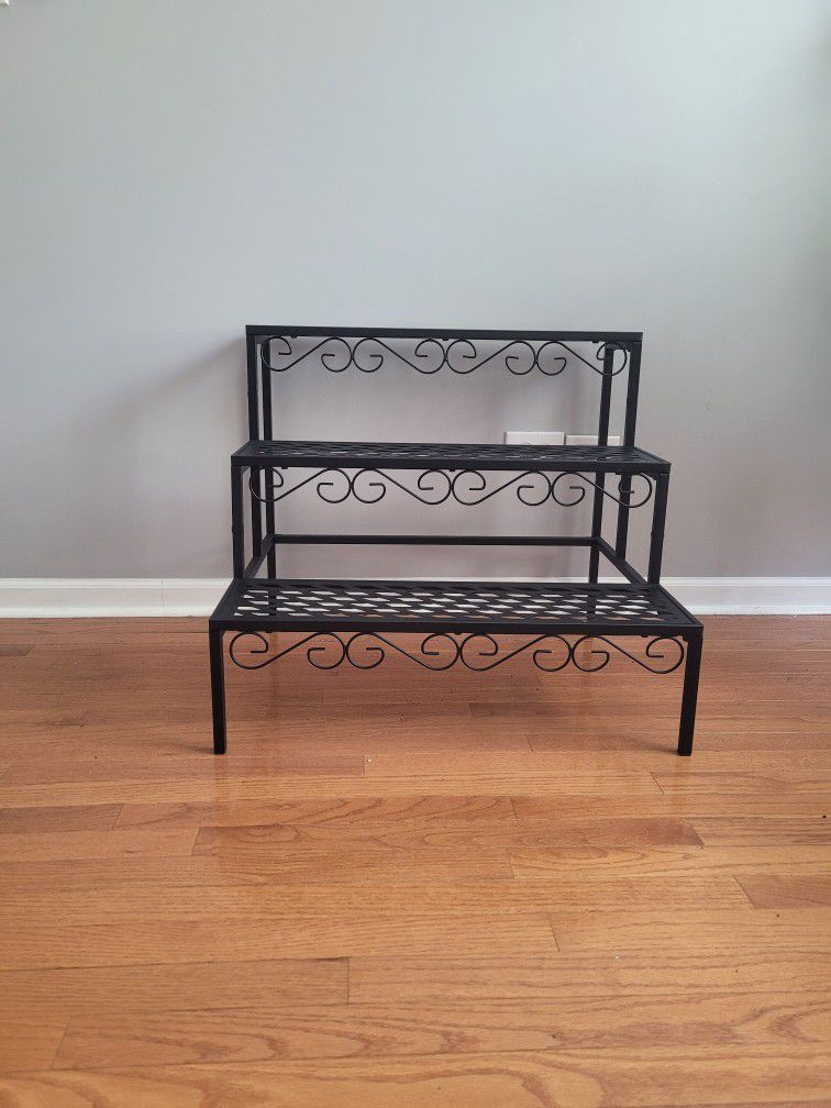 3 Step Plant Stand