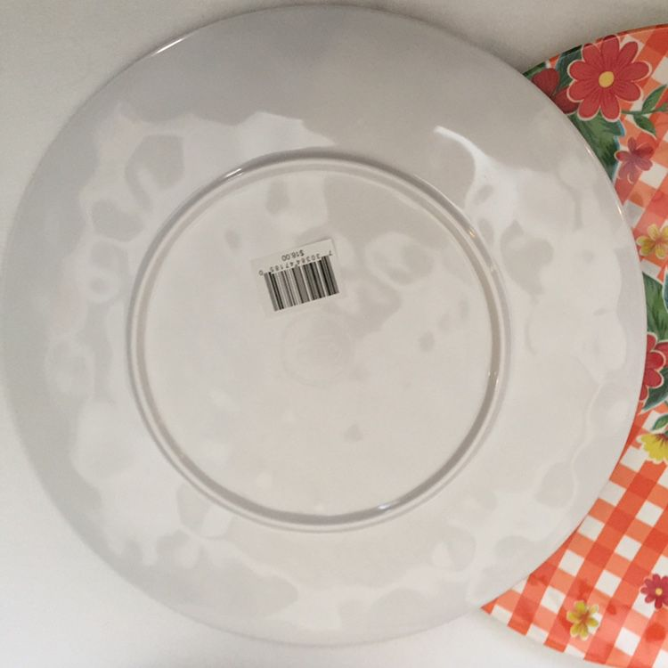 "Certified International Set Of 8 Plates 11"" In Diameter"