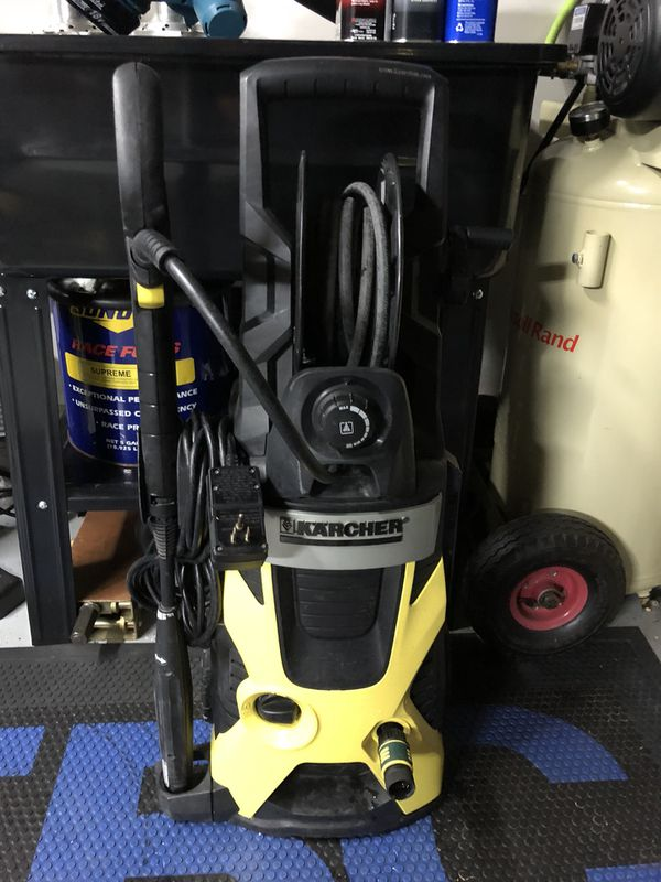Karcher K5 Premium Electric Pressure Washer 2000psi For Sale In Los Angeles Ca Offerup
