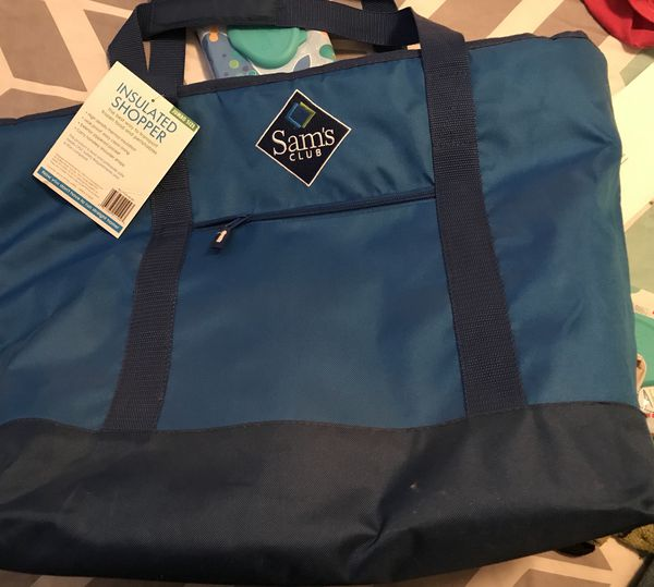 Sam's Club Insulated Shopper Bag for Sale in El Paso, TX - OfferUp