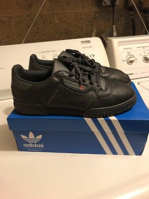 """Yeezy Powerphase """"Core Black"""" Size 9 for Sale in Bethesda, MD"""