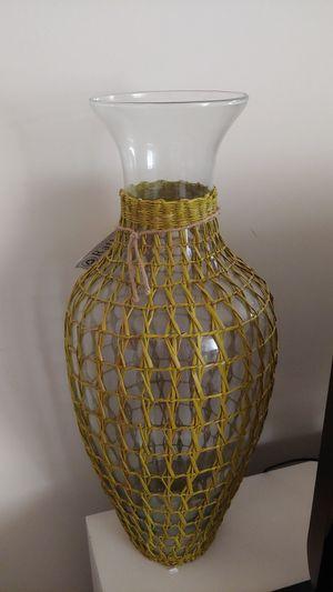 Covered vase for Sale in Fairfax, VA
