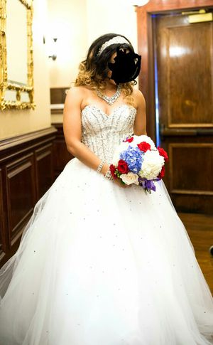 Ivory Mori Lee Wedding, Prom or Homecoming Gown for Sale in Atlanta, GA