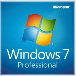 WINDOWS 7 PROFESSIONAL 32GB AND 64GB for Sale in Berwyn, IL