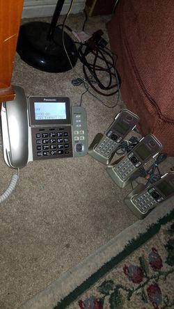 Panasonic, phone system - cordless Thumbnail