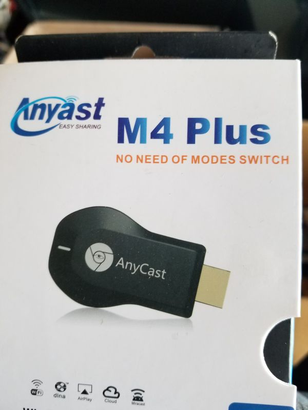 Yehua Anycast M4 Plus Wifi Display Dongle 1080P HDMI TV Stick Wireless for  Sale in Moreno Valley, CA - OfferUp