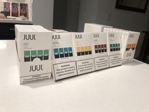 Juul Pods - All Flavors Available! for Sale in Lake View Terrace, CA