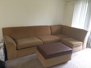 Pullout Sectional sofa bed for Sale in Henrico, VA