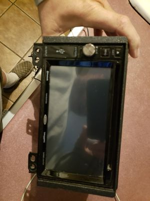 Jensen touch screen car stereo, willing to trade for race seats vw parts or dirt bikes for Sale in Hesperia, CA