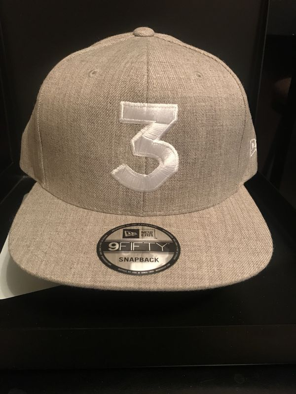 4dedd30f492a55 Chance The Rapper New Era Snapback for Sale in Creve Coeur