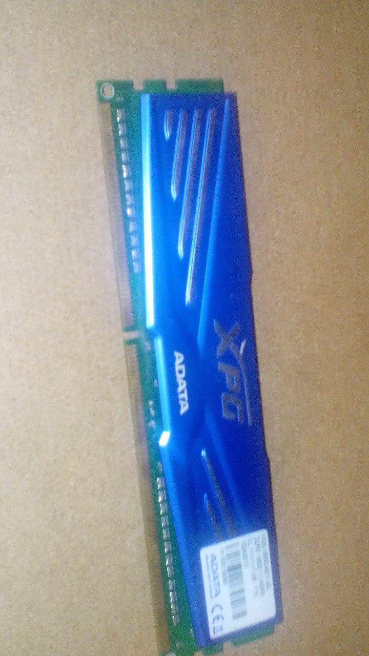 XPG DDR3 RAM 4GB