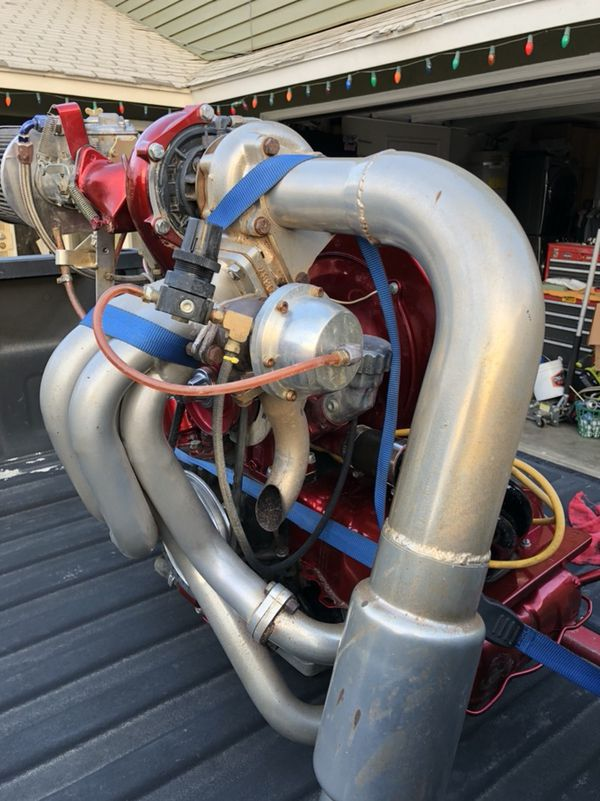 Vw engine turbo 2332 complete turn key for Sale in Riverside, CA - OfferUp