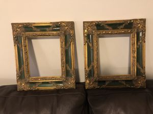 Antique Picture Frames. for Sale in Delray Beach, FL