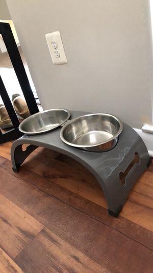 Dog feeder (medium/large) for Sale in Gaithersburg, MD