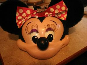 Minnie Mouse Hat w/ Ears for Sale in Clermont, FL