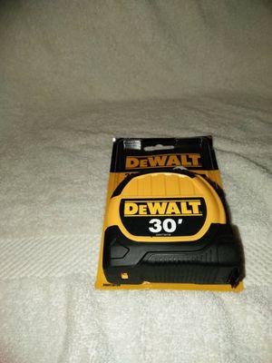 DeWalt 30' tape. Brand new for Sale in Burlington, NC
