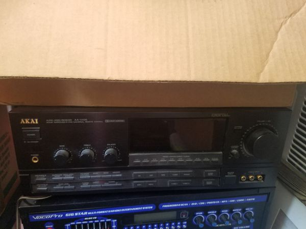 AKAI Audio Video Receiver AA-V435 for Sale in Las Vegas, NV - OfferUp