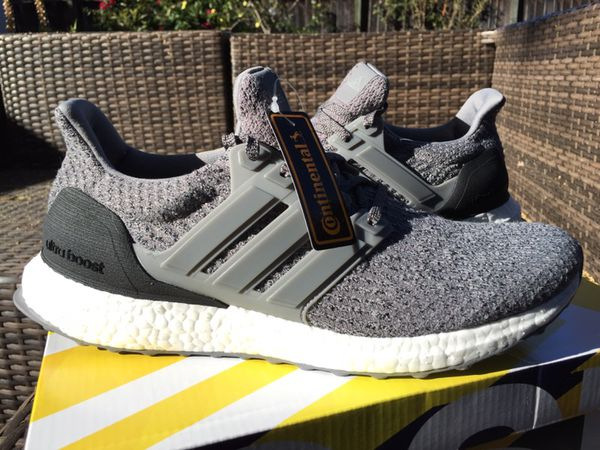 newest 3af65 0ca82 Adidas Ultra Boost 3.0 Grey Three S82023 Size 9 for Sale in Santa Clara, CA  - OfferUp