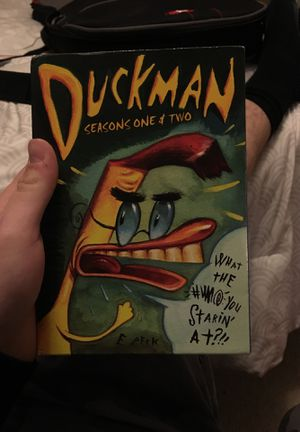 Duckman seasons one and two. for Sale in Apex, NC