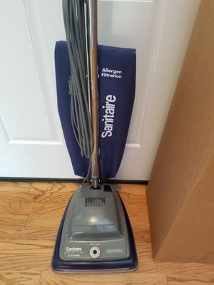 Photo NEW cond SANITARE COMMERCIAL HEAVY DUTY VACUUM WITH AMAZING POWER SUCTION, IN THE BOX, WORKS EXCELLENT