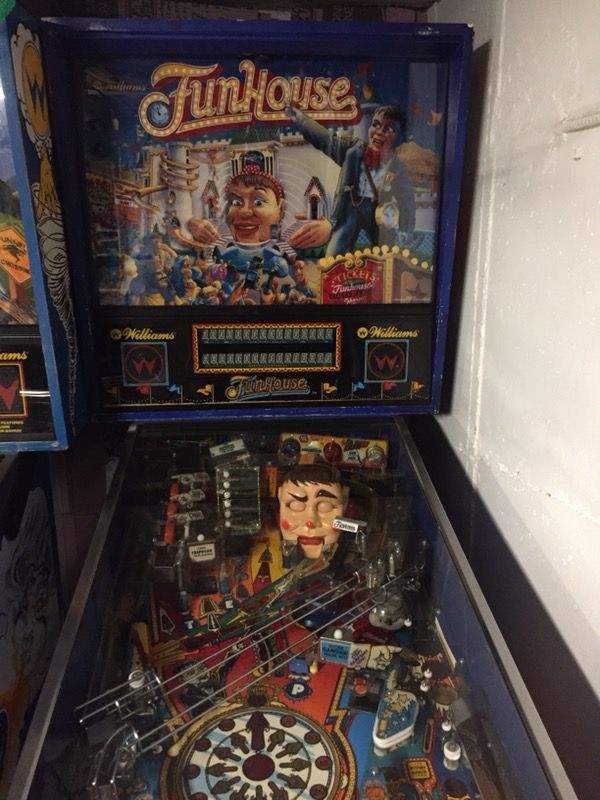 Funhouse Arcade Pinball Machine for Sale in Yorktown Heights, NY - OfferUp