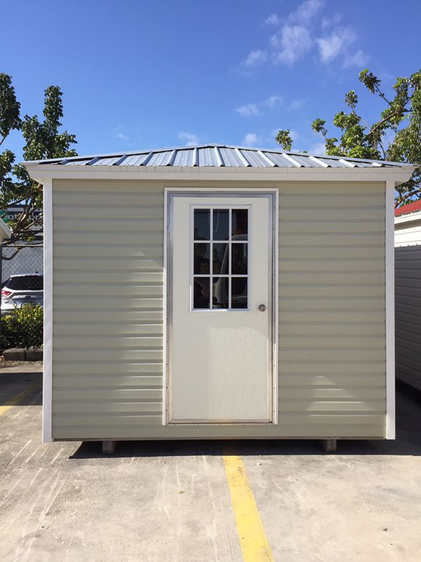 Shed 10x12 St. Patrick's day sale for Sale in Palmetto Bay ...