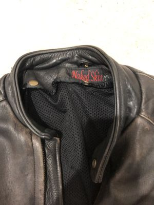 Leather Biker Jacket for Sale in Fairfax Station, VA