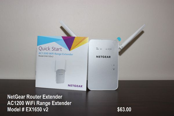New and Used Netgear extender for Sale in Hallandale Beach