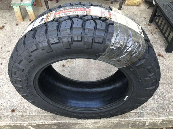 Nitto Ridge Grappler Sizes >> Nitto Ridge Grappler Tire New For Sale In Greenville Nc Offerup