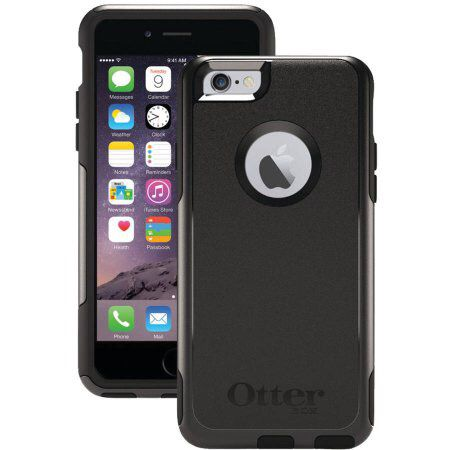 low priced 8895d 88d14 iPhone 6s otterbox commuter case & zagg glass screen protector for Sale in  Canyon Country, CA - OfferUp
