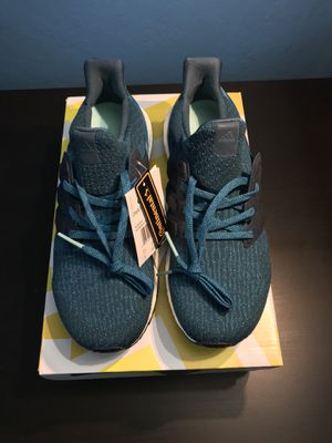 8d0b6f3f40dca Adidas ultra boost SILVER size 9.5 (Clothing   Shoes) in Austin